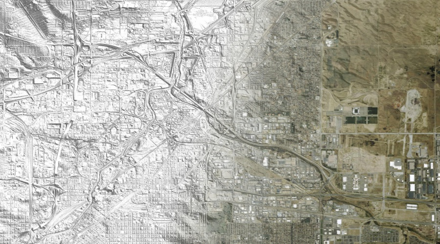 3m elevation data denver colorado