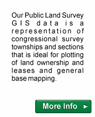 PLSS- Public Land Survey Grid
