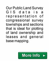 PLSS- Public Land Survey Grid